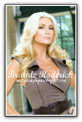 Brande Roderick in the TV Show The Apprentice