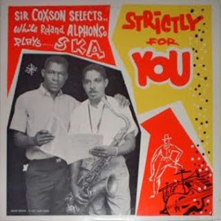 Roland Alphonso. dans Roland Alphonso Ska+Strictly+For+You
