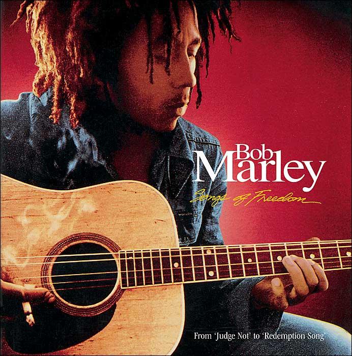 BOB MARLEY   SONGS OF FREEDOM   coffret 4cd  [UD]