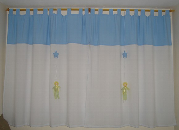 Entre arte 11 28 10 - Cortinas para bebes decoracion ...