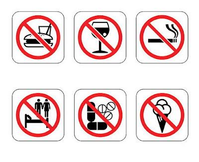 dilarang makan selama berpuasa
