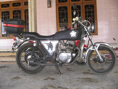 Merzy Rider  November 2009