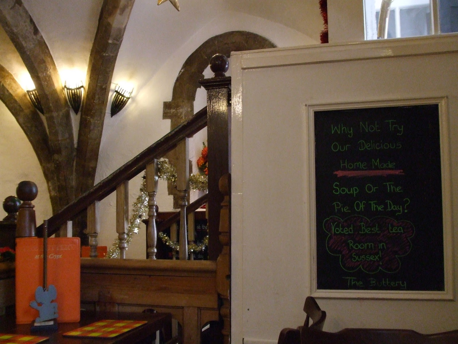 The Buttery Tea Room Chichester