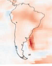 América del Sur, 2000-2009