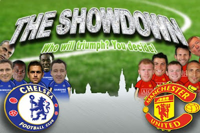 Manchester United VS CHELSEA This Sunday at Padang Timur PJ! =)