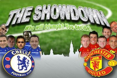 Manchester United VS CHELSEA This Sunday at Padang Timur PJ! =)