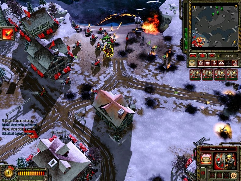 command and conquer red alert 3 uprising crack