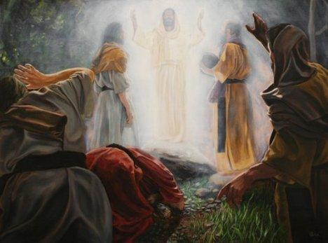 Réflexion/Mystères Lumineux/Jean-Paul II Transfiguracao