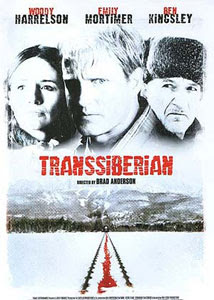 Cartel de Transsiberian