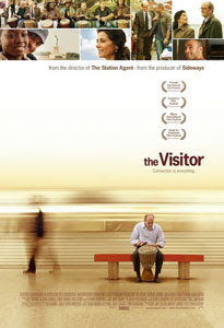 Cartel de The Visitor