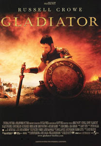 Cartel de Gladiator