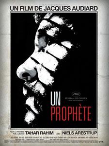 Cartel original de Un profeta