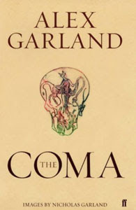 Portada original de The Coma, de Alex Garland