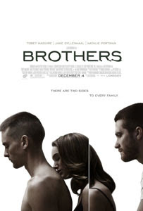 Cartel original de Brothers. Hermanos