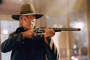 Clint Eastwood en Sin Perdón