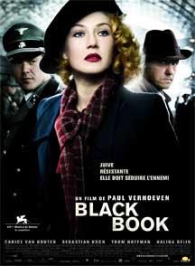 Cartel británico de El libro negro
