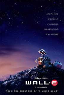Cartel original de Wall-E