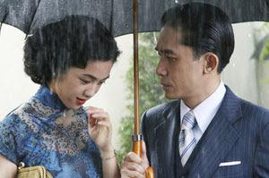 Wei Tang y Tony Leung Chiu Wai en Deseo, peligro