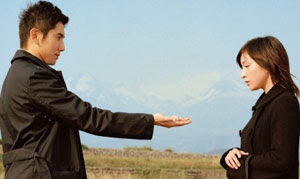 Masahiro Motoki y Ryoko Hirosue en Despedidas