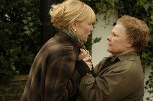 Cate Blanchett y Judi Dench en Diario de un escándalo