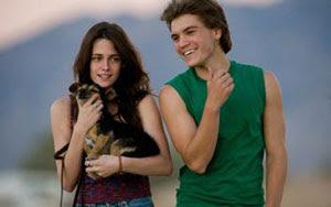 Kristen Stewart y Emile Hirsch en Hacia rutas salvajes