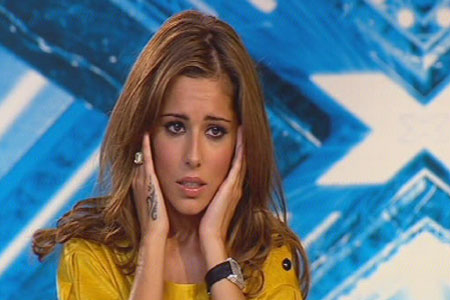 "CHERYL COLE is ""SICK"". This is good news for the nation's men who are hoping"