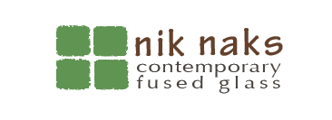 nik naks fused glass