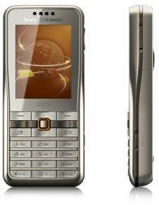 Sony Ericsson G502 cheap 3G phone