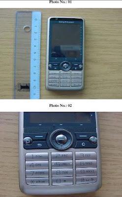 Sony Ericsson symbian phone - G700i