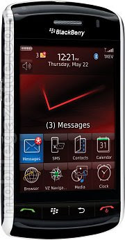 Blackberry Storm 9500 3G phone looks as apple phone