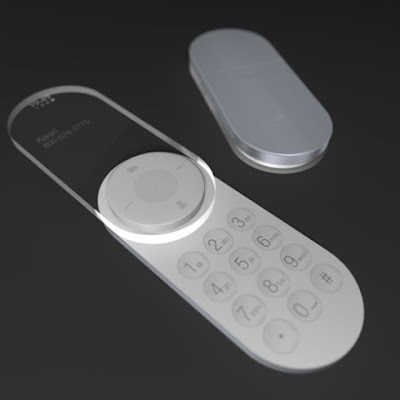 Lupa Swivel concept phone just the images