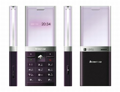 Lenovo latest concept phone