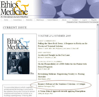 Journal of Ethics and Medicine