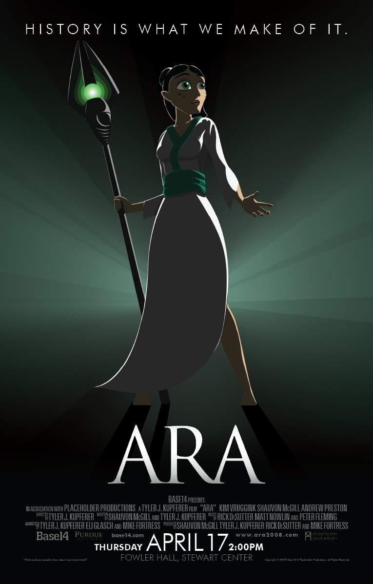 Poster Film Ara
