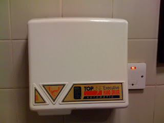 Hand Dryers Of The World