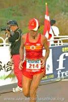 Estafenia Climent (Lleida) ha obtingut la medalla d'argent en aquests campionats