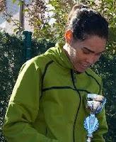 Iolanda Garcia Saez, primera amb 6h:08:06