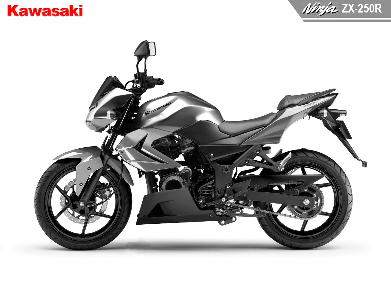 Photo of Motor Kawasaki Ninja 250r