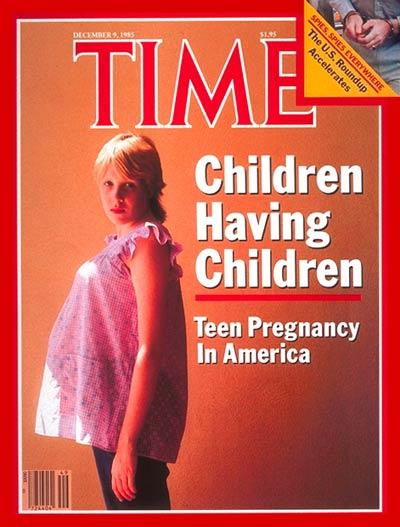 What is the causes or effects of teenage pregnancy?