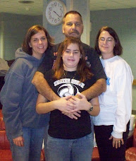 Jeff and 3 of his 4 Girls