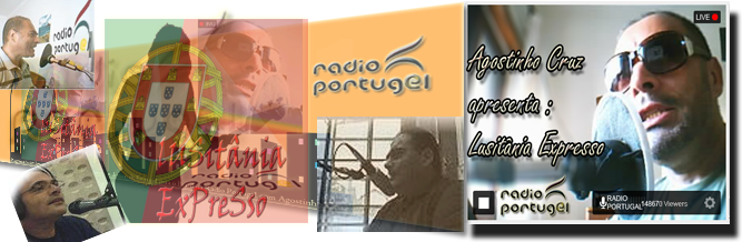 Lusitania Expresso na Radio Portugal