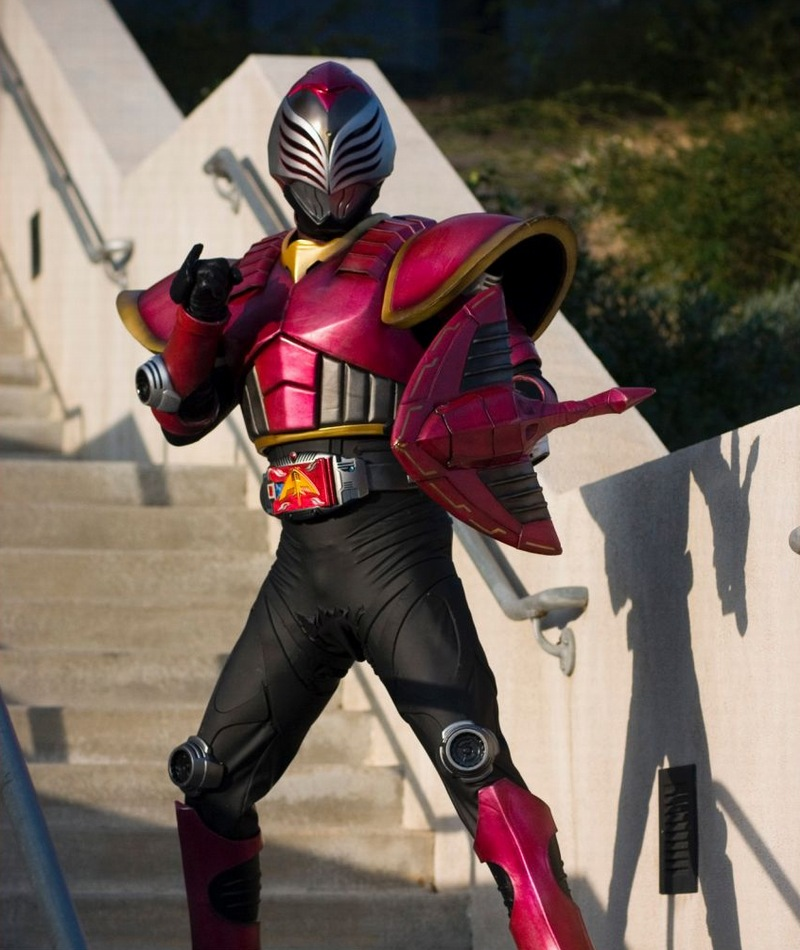 Tanat the Defiant: Staying True To Oneself: Kamen Rider Sting
