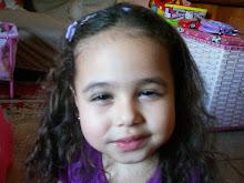 Minha princesinha Andressa.