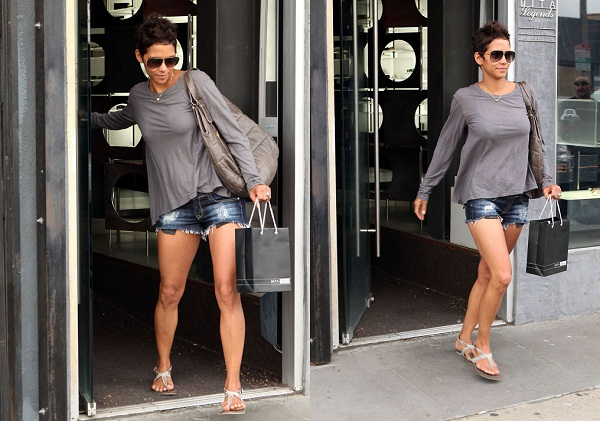 The Fab Blog Halle Berry 39 S Street Style