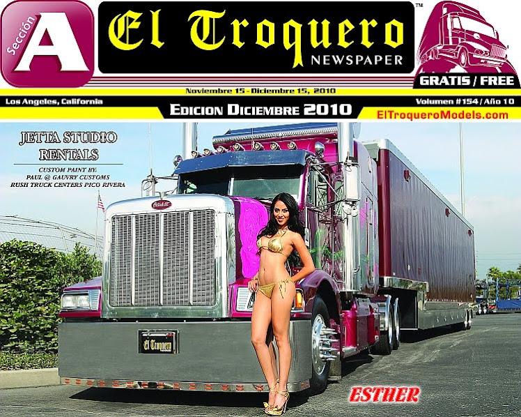 El Troquero Newspaper November 15 - December 2010