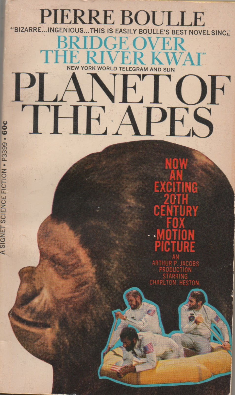 the planet of the apes book review