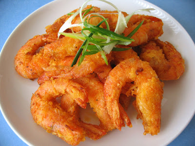 Classic Dry-Fried Pepper And Salt Shrimp Recipes — Dishmaps