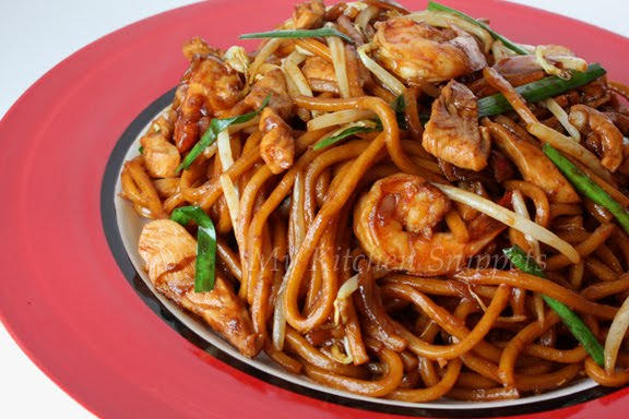 Mee Goreng Recipe (Spicy Fried Noodles) Recipe — Dishmaps