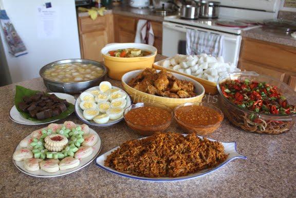 My kitchen snippets the spirit of hari raya feast the spirit of hari raya feast stopboris Gallery