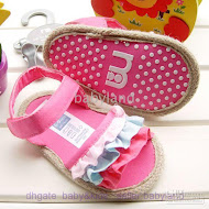 #30 Mothercare (12.5cm &amp; 13.5 ) -DK PINK (2 X RM 20= RM 40)